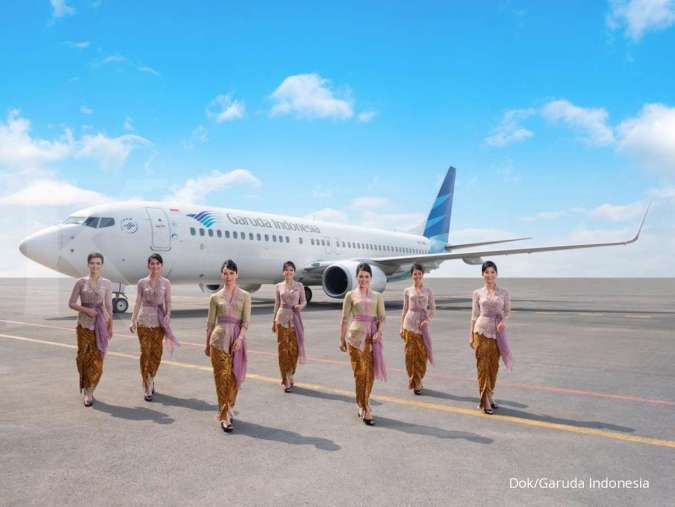 Garuda Indonesia Workers